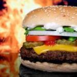 Быстрая еда: пожизненная полнота